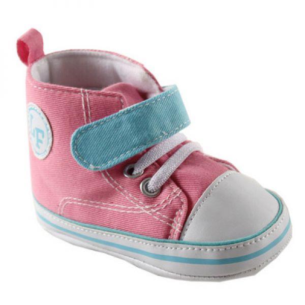 Пинетки 'Высокие кроссовки' 12033 Luvable Friends