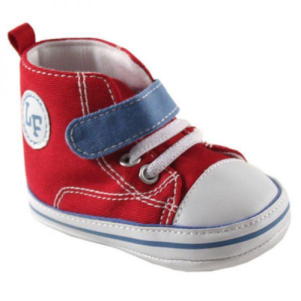 Пинетки 'Высокие кроссовки' 12039/1 Luvable Friends