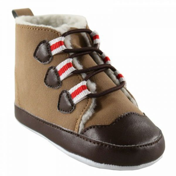 Пинетки 'Тёплые ботинки' 11781 Luvable Friends