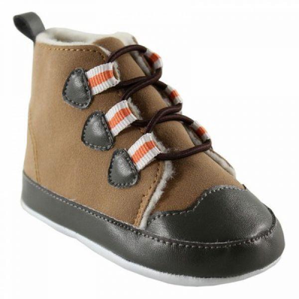 Пинетки 'Тёплые ботинки' 11784 Luvable Friends