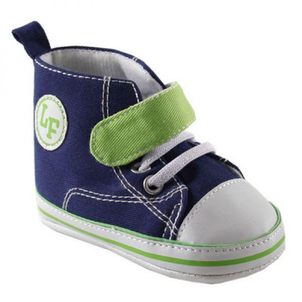 Пинетки 'Высокие кроссовки' 12030 Luvable Friends