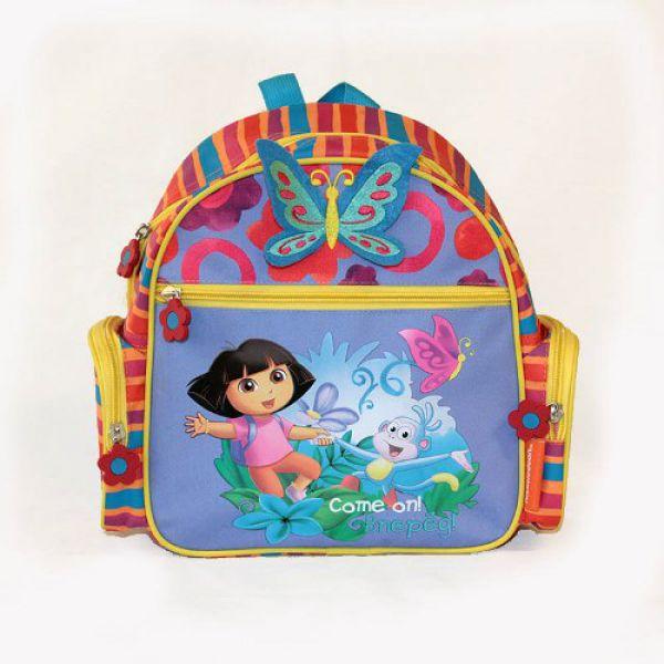 Рюкзак детский 'Даша-путешественница' D230058-K GULLIVER
