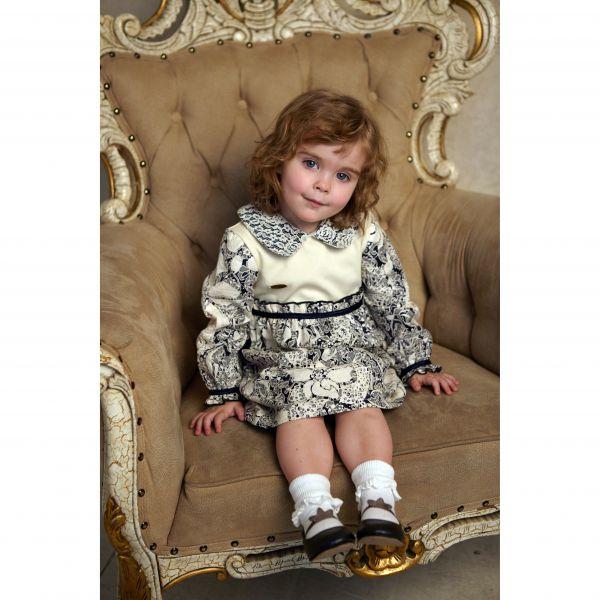 Платье для девочки 'Стильная штучка' 51-65 Lucky child