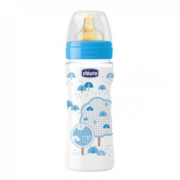 Бутылочка Chicco Boy, соска для каш, 330мл 310205009 Chicco