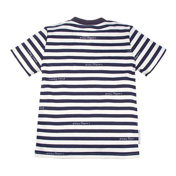 Комплект детский: футболка 2шт. 28-26М/1 Lucky child