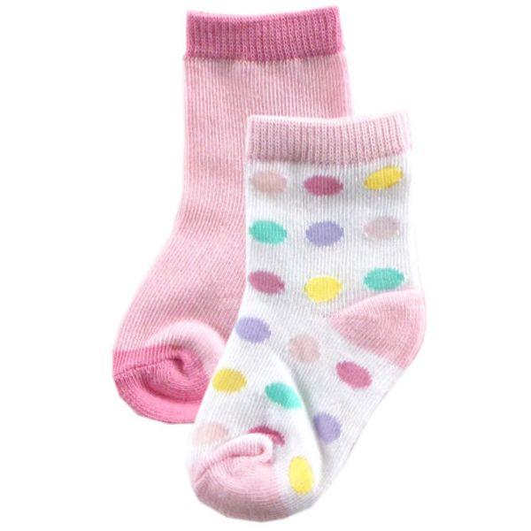 Носки (розовые) -2 пары 22020/2 Luvable Friends