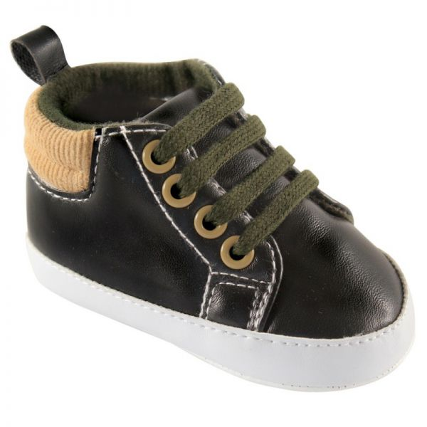 Пинетки 'Высокие ботиночки' 11817 Luvable Friends