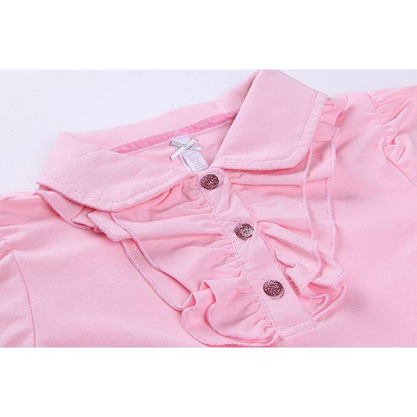 Блуза трикотажная для девочки  205603/2 Luminoso