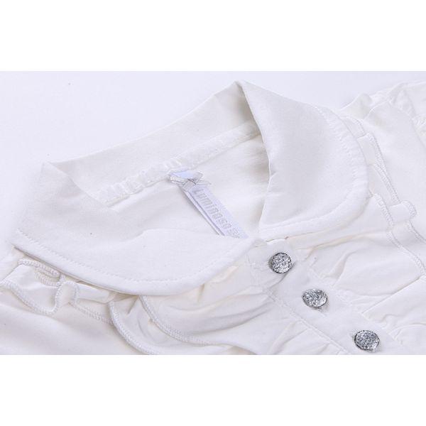 Блуза трикотажная для девочки  205605 Luminoso
