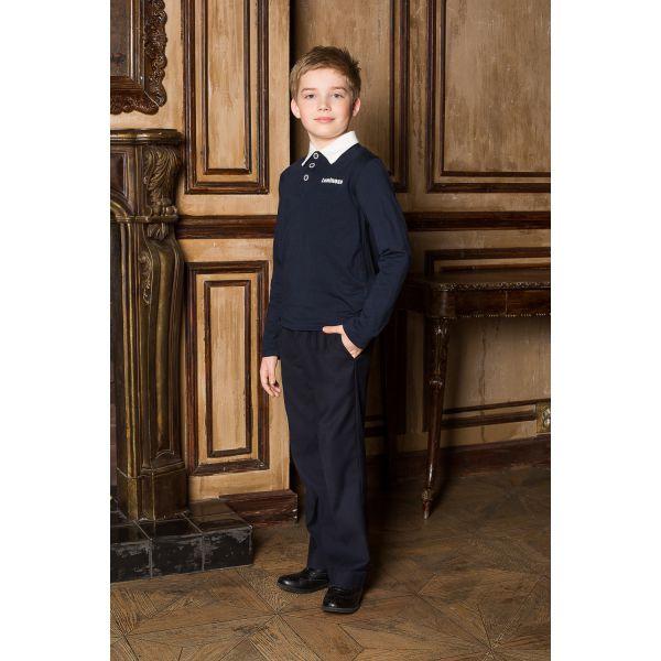 Джемпер с воротом поло для мальчика 206604 Luminoso