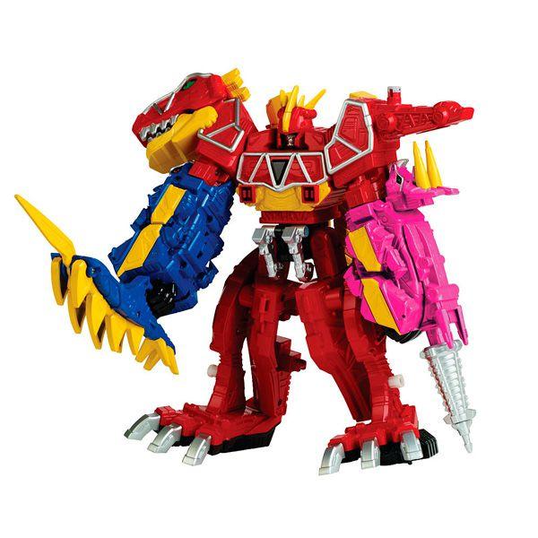 Power Rangers Dino Charge 43095 Пауэр Рейнджерс Мегазорд DX (в асс-те) 43095/1 Power Rangers Dino Charge