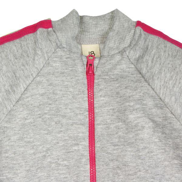 Куртка (футер)'Спортивная' 1-18ДФ Lucky child