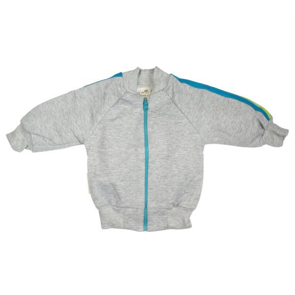 Куртка (футер) 'Спортивная' 1-18МФ Lucky child