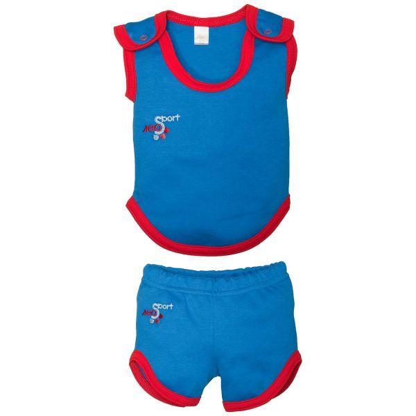 Комплект 'Лео-спорт': шорты, майка 1509-14/3 Лео