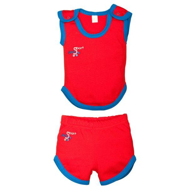 Комплект 'Лео-спорт': шорты, майка  1509-14/4 Лео