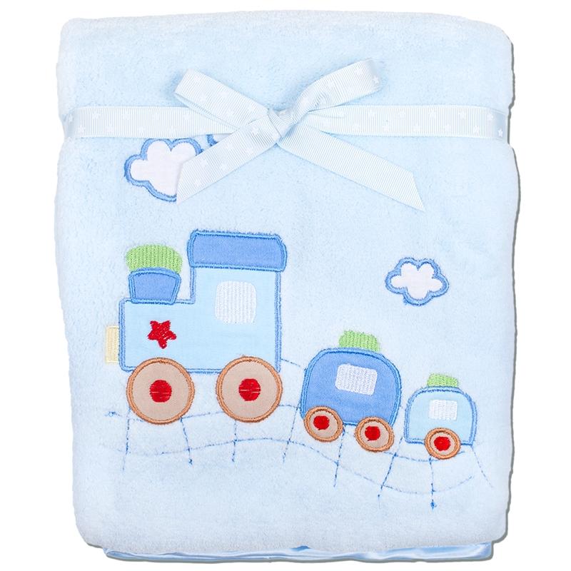 Пледы для новорожденных