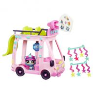 Hasbro Littlest Pet Shop B3806 Литлс Пет Шоп Набор Автобус
