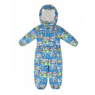 Комбинезон Reike Funny forest friends blue/green