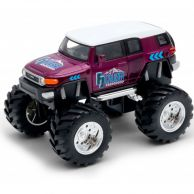Welly 47003S Велли Модель машины 1:38 Toyota FJ Cruiser Big Wheel Monster