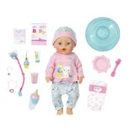 Zapf Creation Baby born 827-086 Бэби Борн Кукла Интерактивная Чистим зубки, 43 см