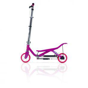 Самокат Space Scooter Junior X360 (розовый)