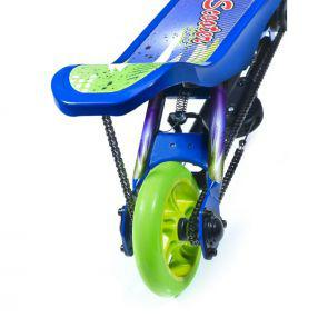 Самокат Space Scooter Junior X360 (голубой)