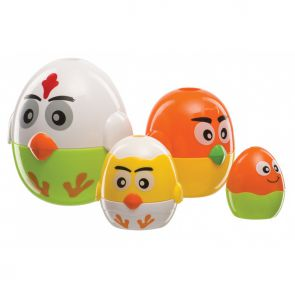 Копилка-яйцо Happy Baby IQ-EGG Арт. 330068