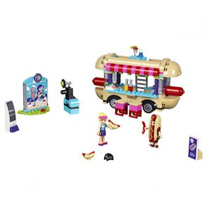 Lego Friends 41129 Парк развлечений: фургон с хот-догами