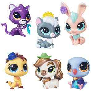 Littlest Pet Shop A8229 Литлс Пет Шоп Зверюшка в ассорт.