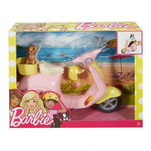 Barbie DVX56 Барби Мопед