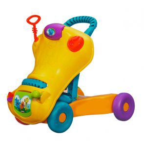 Игрушка Playskool Каталка-ходунки : ходи и катайся