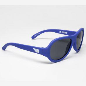 С/з очки Babiators Original Aviator. Синие ангелы (Blue Angels). Classic (3-5). Арт. BAB-006