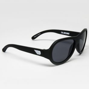С/з очки Babiators Original Aviator. Чёрный спецназ (Black Ops). Classic (3-5). Арт. BAB-005