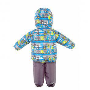 Комплект зимний Reike Funny forest friends blue/green, (280/140 гр)