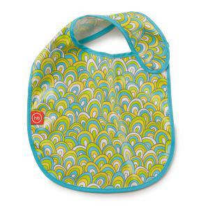 Нагрудник Happy Baby на липучке WATERPROOF BABY BIB Арт. 16009N Colorful