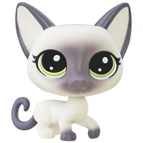 Hasbro Littlest Pet Shop B9388 Зверюшка (котенок)