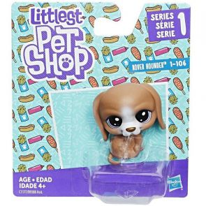 Hasbro Littlest Pet Shop B9388 Зверюшка (щенок)