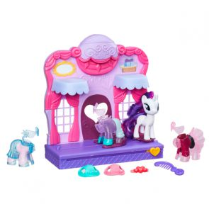 My Little Pony B8811 Май Литл Пони Бутик Рарити в Кантерлоте