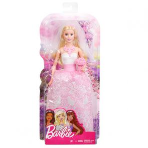Mattel Barbie CFF37 Барби Кукла-невеста