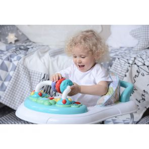 Ходунки Happy Baby Smiley V2 Арт.3542 Blue