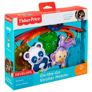Mattel Fisher-Price DYW54 Фишер Прайс Мобиль для прогулок