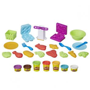 Hasbro Play-Doh E1936 Плей-До Готовим обед