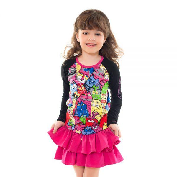 Детская Модная Одежда Для Девочек Интернет Магазин