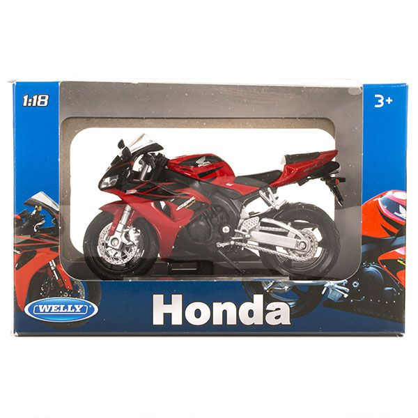 Welly 12819P Велли Модель мотоцикла 1:18 HONDA CBR1000RR 12819P WELLY