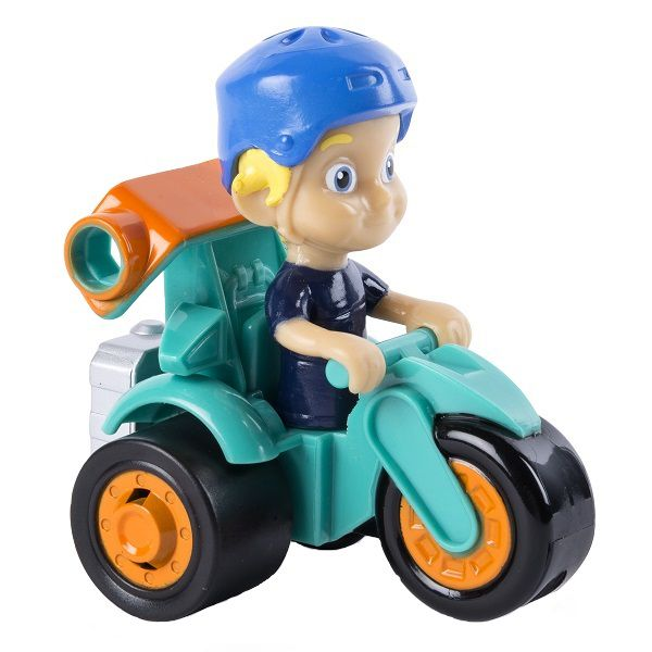 Rusty Rivets 28105 Машинка героя 28105/3 Rusty Rivets