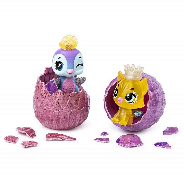 Hatchimals 6047181 Хетчималс набор две фигурки 6047181 Hatchimals