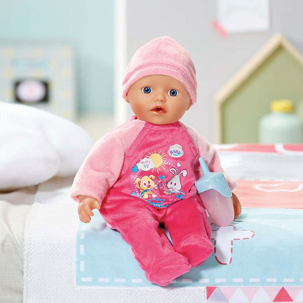 Zapf Creation Baby born 822-500 Бэби Борн my little BABY born Кукла быстросохнущая 32 см 822-500 ZAPF